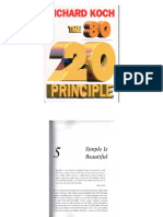 The 80 20 Principle Part 5