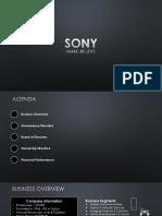 Sony (3) h