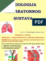 S8 StomII Fiziologija Respiracije