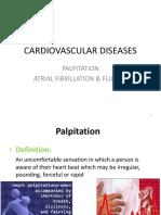 7. Palpitation, Atrial Fibrillation and Flutter