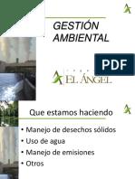 Medio Ambiente 2016