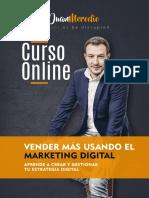 Dossier Curso Juan Merodio
