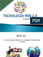 Presentacion Web 2.0