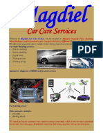 Magdiel car care center