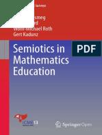 2016 - Presmeg Radford Et Al - Semiotics in Math Education ICME13