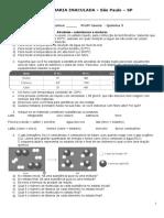 5 - Exercícios Compl - Subst e Mistura