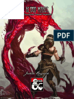 Blood Magic - A 5th Edition Wizard Tradition