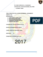 TRABAJO de Codigo Procesal Penal