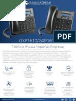 Grandstream GXP1615 ES
