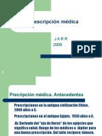 Gonzalez GuiaResidencias 1a Diapositivas Area 03 Prescripcion Medica