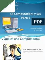 la computadora y su parte