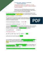 EJEMPLO en Un Examen de 20 Preguntas La Nota de Juan Ha Sido Un 8 SELINEALES