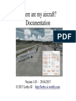 Wherearemyaircraft Documentation