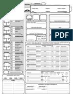 D&D 5e - Ficha Super Completa