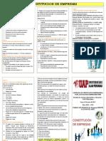 Triptico Constitucion de Empresas (1)