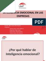 La Inteligencia Emocional en Las Empresas