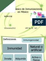 Esquemabsicodeinmunizacionesenmxico