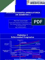 Insulinizacion Ambulatoria