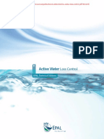 Active Water Loss Control