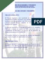 Organos Del Estado Republica de Panama 2013