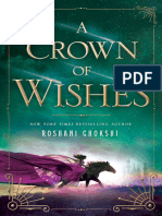 Crown of Wishes a - Roshani Chokshi