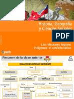 Clase Las Relaciones Hispano Indígenas El Conflicto Bélico