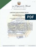 Certificados Cv