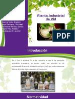 Planta Industrial de Uva