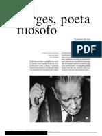 Savater - Borges, poeta filosofo