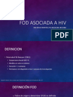 FOD EN HIV