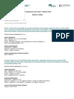 Diplomacia 360° (Out.16) - Bibliografia - Módulo Verde