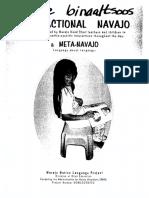 Interactional Navajo