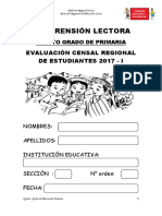 5° Primaria - Evaluacion Comunicacion