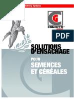 Solutions Densachage Semences Et Crales Concetti Group