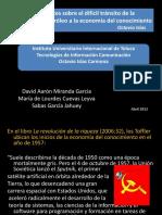 2000-2010-Apuntes sobre el difícil tránsito de la economía del petróleo a la economía del conocimiento