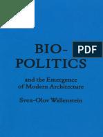 Wallenstein_Biopolitics and the emergence of the modern architechture.pdf