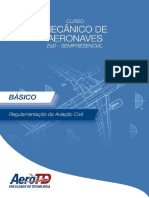 Regulamentação Da Aviação Civil