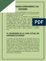 El Calendario de Enoc Verdadero y Su Historia.pdf