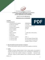 SPA EPIENF-2016 - I Epidimiologia