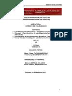 DERECHO DE OBLIGACIONES ACT N° 4