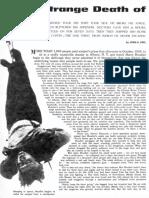 THE STRANGE DEATH OF HARRY HOUDINI, by John A. Keel