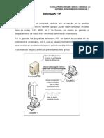 Servidor Ftp-servidor Data Base- Servidor de Audio y Video