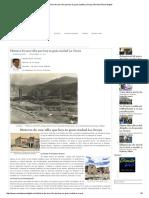 Historia de Una Villa Que Hoy Es Gran Ciudad La Oroya _ Revista Pluma Digital