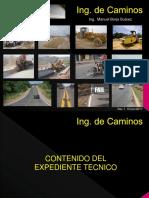 Proceso Constructivo Carreteras