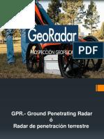 Georadar o Gpr