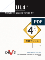 Manual Del Usuario Rotul4 V1.4