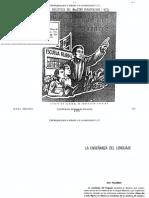 La enseñanza del lenguaje - Rafael Ramírez