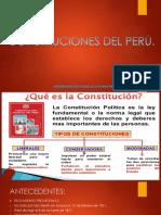 1. Constituciones de 1823 y 1826