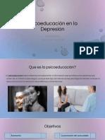 Psicoeducación en La Depresión (1)