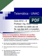 Telemática - UNAC